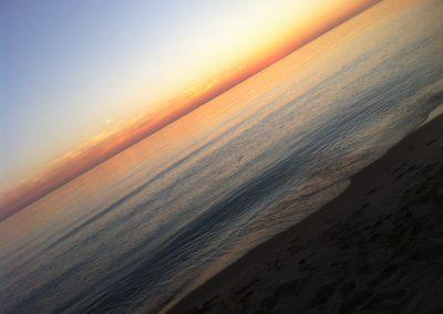 Angled Beach